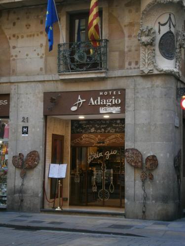 Hotel Adagio impression