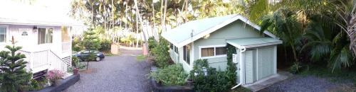 Whale House at Kehena Beach Photo