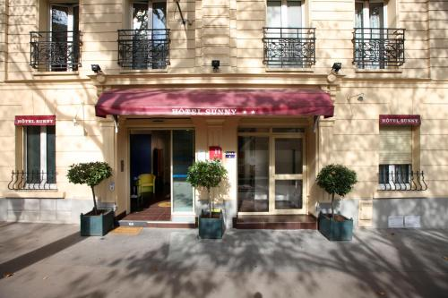 H tel sunny h tel 48 boulevard du port royal 75005 paris adresse horaire - Boulevard du port royal paris ...