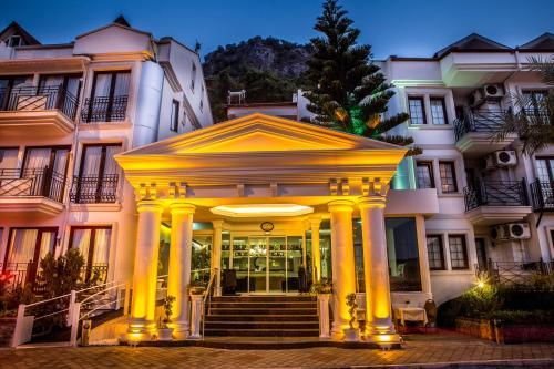 Fethiye Ata Park Hotel adres