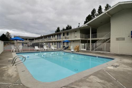 Motel 6 Tumwater - Olympia - Tumwater, WA 98501