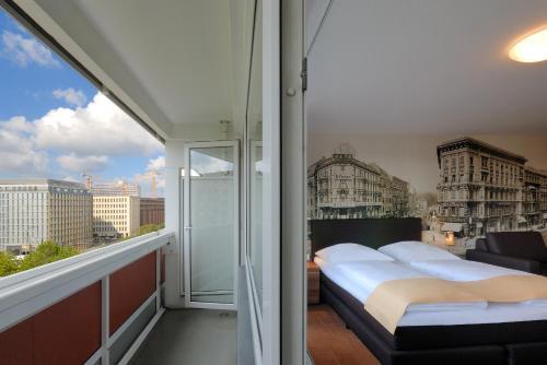 Mercure Berlin Alexanderplatz photo 44