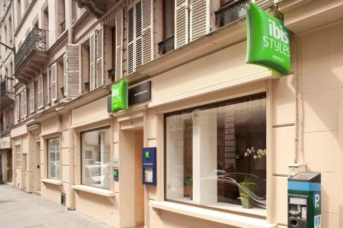 ibis Styles Paris Lafayette Opéra photo 17