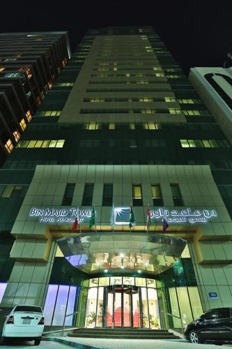 Bin Majid Tower Hotel Apartments photo 22