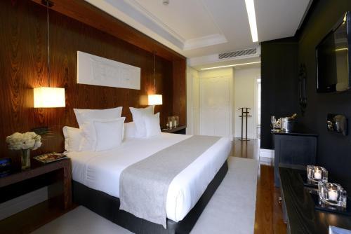 Luxury Suite Hotel Único Madrid 18