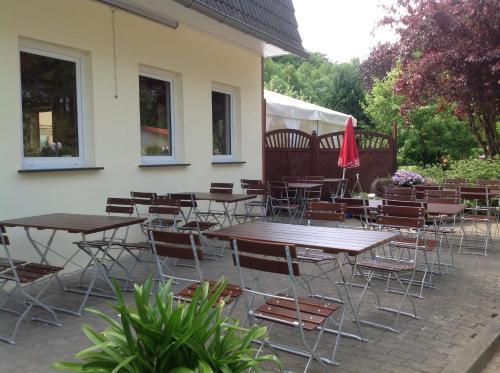 Café & Pension Am Brunnen