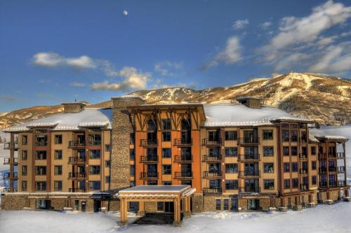 Trailhead Lodge By Wyndham Vacation Als Steamboat Springs