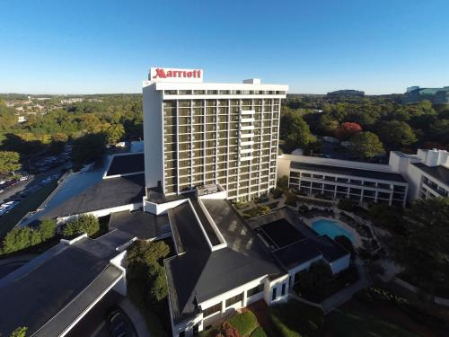 Atlanta Marriott Northwest At Galleria - Atlanta, GA 30339