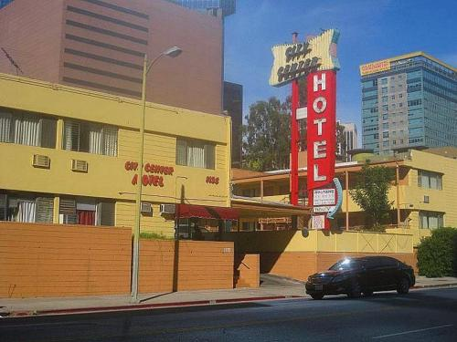 City Center Hotel Los Angeles Photo