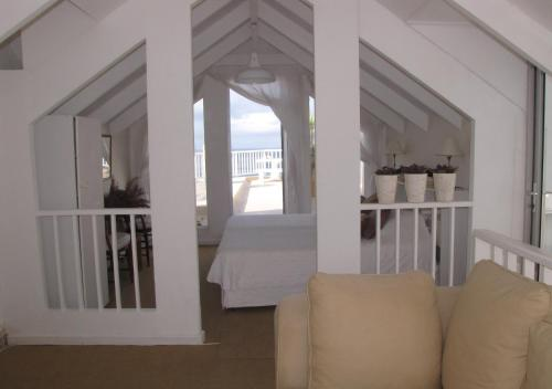 The Pink Lodge on The Beach Photo
