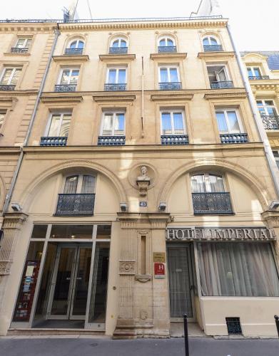 Hotel Imperial Paris photo 4