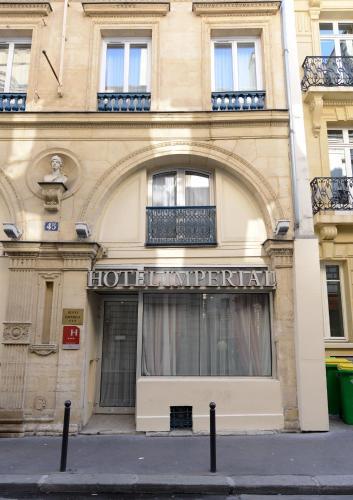 Hotel Imperial Paris photo 5