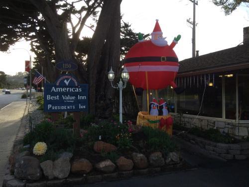 Americas Best Value Presidents Inn Monterey Photo