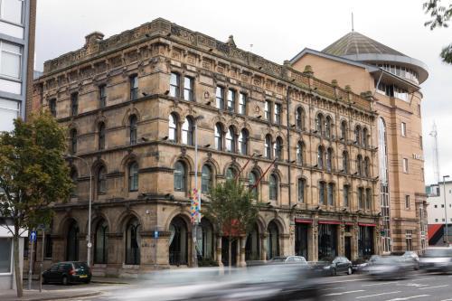 34-38 Victoria Street, Belfast BT1 4GH, Northern Ireland.