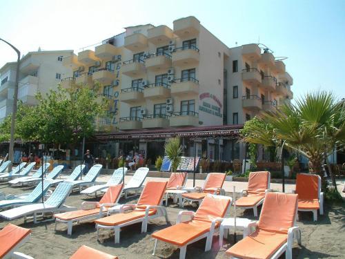 Marmaris George & Dragon Beach Hotel tek gece fiyat
