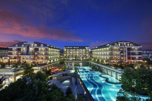 Side Sensimar Side Resort & SPA (Adult Only) +18 tatil