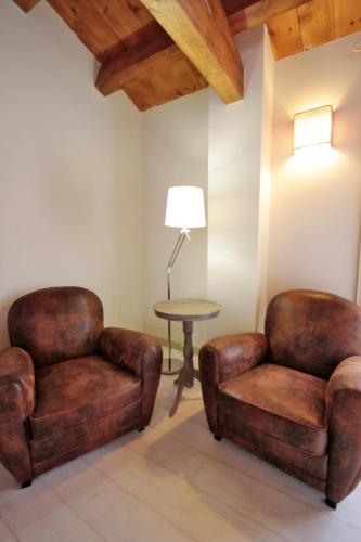 Habitación Doble Superior con vistas al jardín - 1 o 2 camas  Hotel El Convent 1613 4