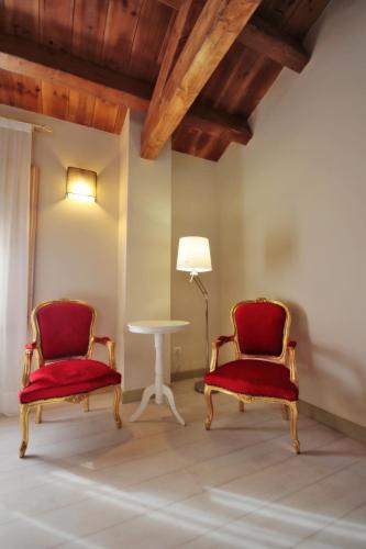 Habitación Doble Superior con vistas al jardín - 1 o 2 camas  Hotel El Convent 1613 7