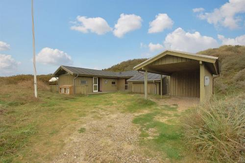 Holiday home Blokhus 267 with Sauna and Terrace