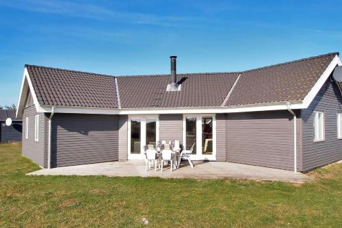 Holiday home Skjern 637 with Terrace