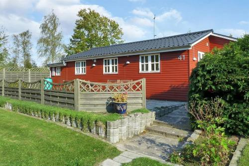 Holiday home Glesborg 702 with Terrace