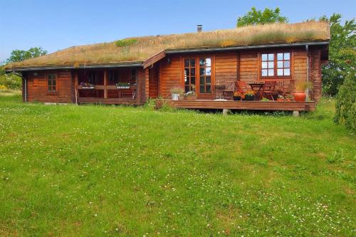 Holiday home Rønde 300 with Sauna and Terrace