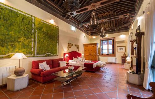 Suite Palacio de Santa Inés 9