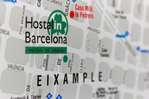 Hostalin Barcelona Passeig de Gràcia photo 41