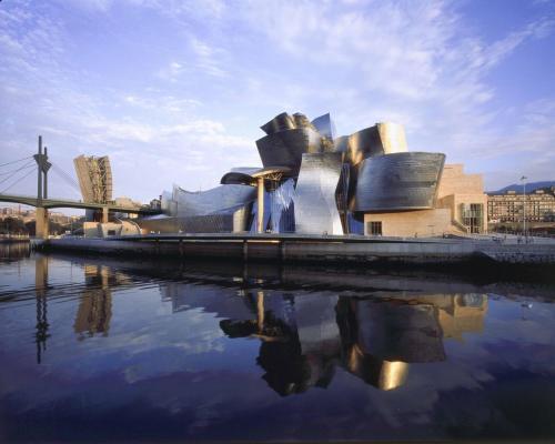 Habitación Doble Interior Pequeña con paquete Guggenheim - Uso individual Hotel Miró 11