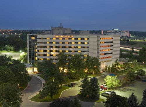 Embassy Suites Hotel Detroit - North / Troy - Auburn Hills - Troy, MI 48098
