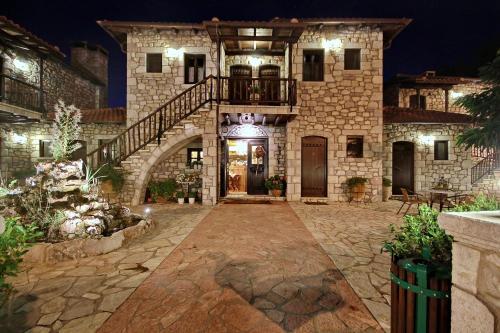 Dimitsana, 22007, Greece.