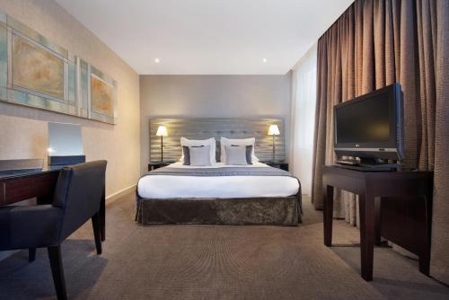 K West Hotel & Spa Hotel Review, Shepherd's Bush, London ...