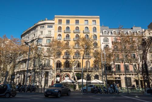 Hostalin Barcelona Passeig de Gràcia impression