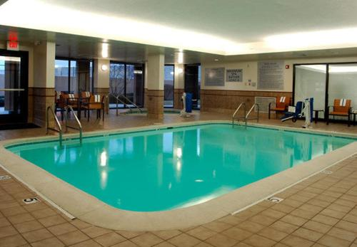 Courtyard By Marriott Indianapolis Northwest - Indianapolis, IN 46278
