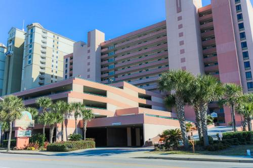 Sandcastle Oceanfront Resort South Beach Hotel Myrtle Beach In Sc