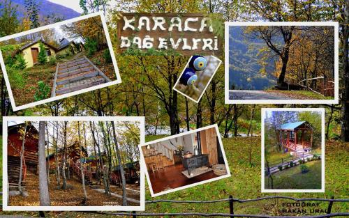 Karacadag Evleri, Kazandere