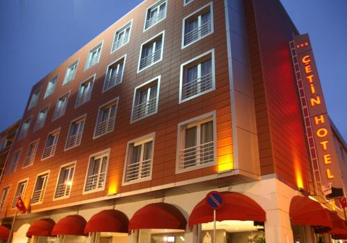 Halic Cetin Hotel yol tarifi