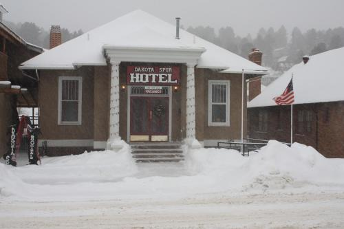 Dakota Spur Hotel - Lead, SD 57754