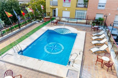 Hotel Infanta Cristina 3