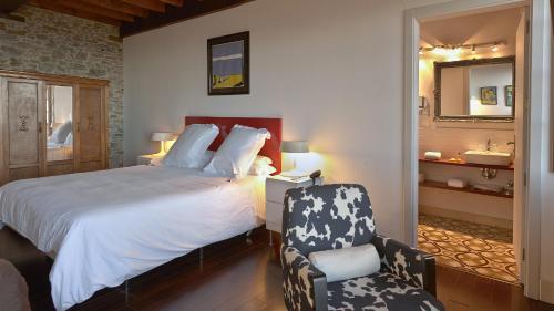 Doble Superior  Hotel Rural 3 Cabos 10