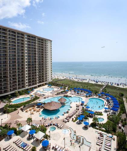 Apartments In Myrtle Beach: North Beach Plantation, Myrtle Beach, SC, United States