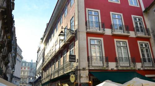 Rossio Garden Hotel photo 14