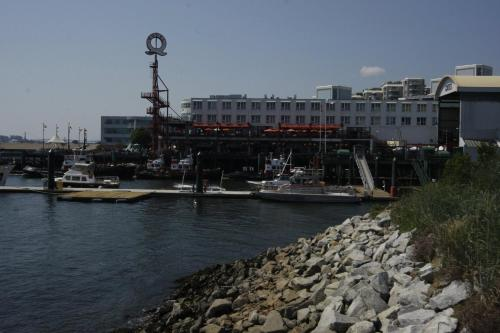 The Lonsdale Quay Hotel - North Vancouver, BC V7M 3K7