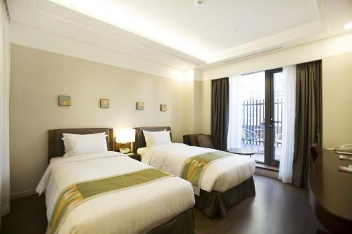 Best Western Premier Seoul Garden Hotel photo 7