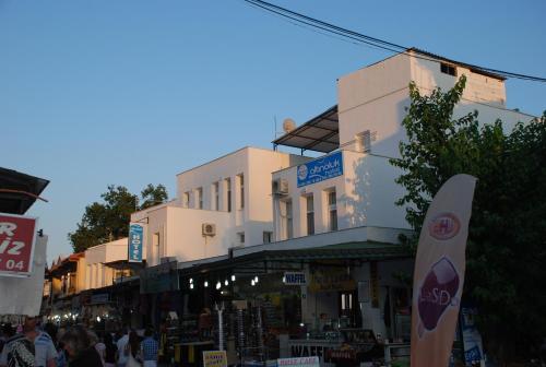 Altınoluk Altinoluk Hotel yol tarifi