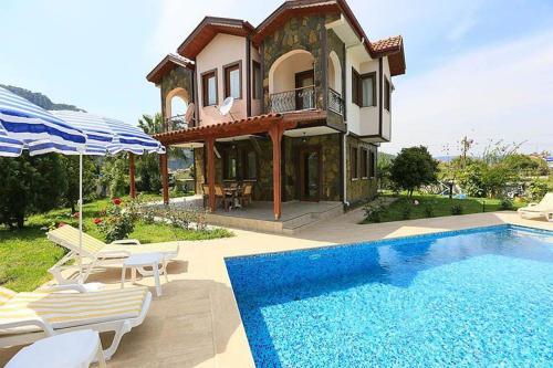 Dalyan Villa Beste online rezervasyon