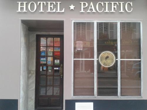 Hotel Pacific impression
