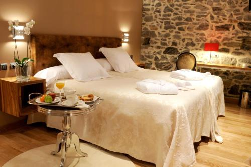 Habitación Doble - 1 o 2 camas - Uso individual Antiguo Casino Hotel 6