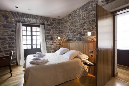 Doppel- oder Zweibettzimmer - Einzelnutzung Antiguo Casino Hotel 9