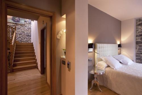 Habitación Doble - 1 o 2 camas - Uso individual Antiguo Casino Hotel 10